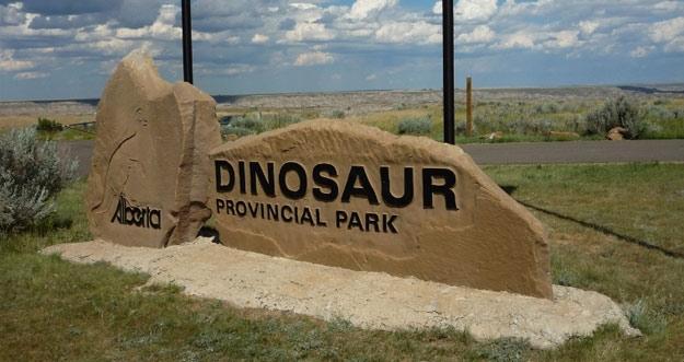 Berlibur ke Taman Dinosaurus