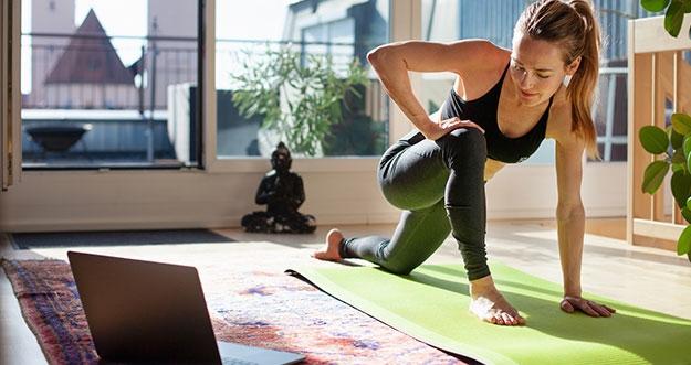 6 Cara Olahraga Di Rumah Untuk Menghilangkan Stres