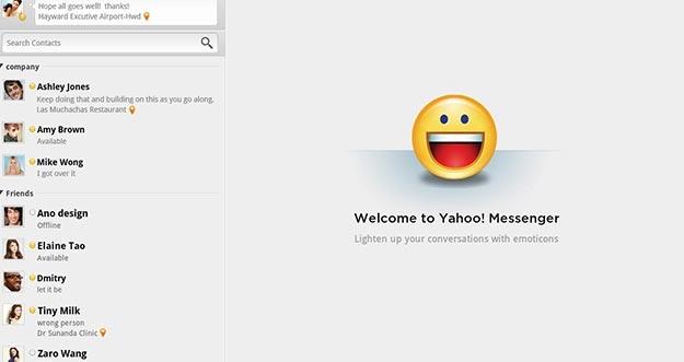 Ucapkan Selamat Tinggal Pada Yahoo Messenger