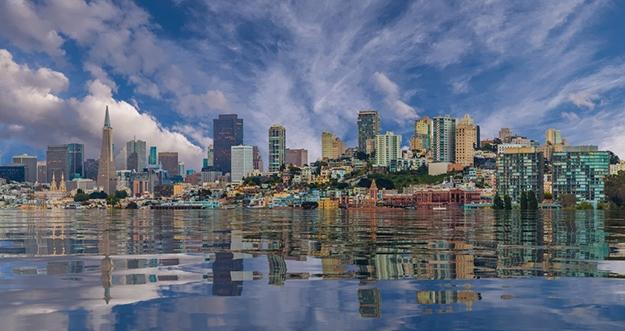 Kota-Kota Yang Diramalkan Akan Tenggelam Di 2025