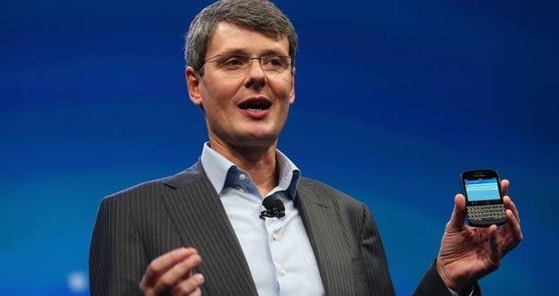 Ganti CEO, BlackBerry Putuskan Batal Dijual