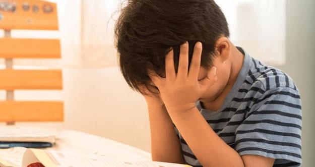 5 Penyebab Anak Merasa Stres