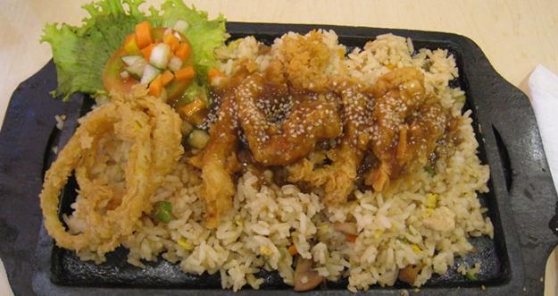 Resep Nasi Goreng Chicken Katsu