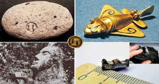 5 Benda Kuno Yang Diduga Peninggalan Alien