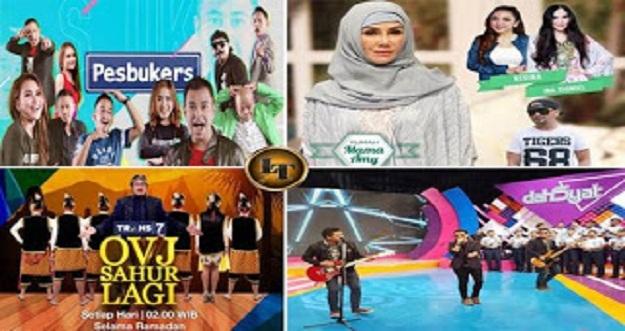 5 Acara Televisi Indonesia Yang Kena Tegur KPI