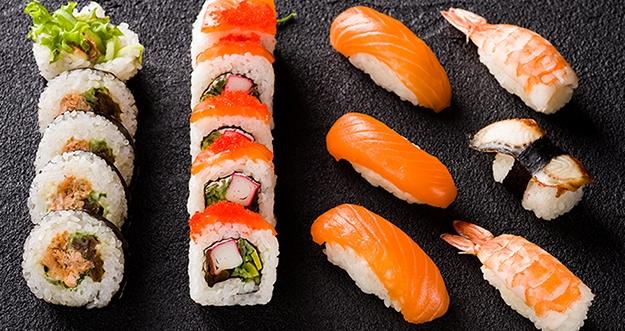 6 Jenis Sushi Paling Populer